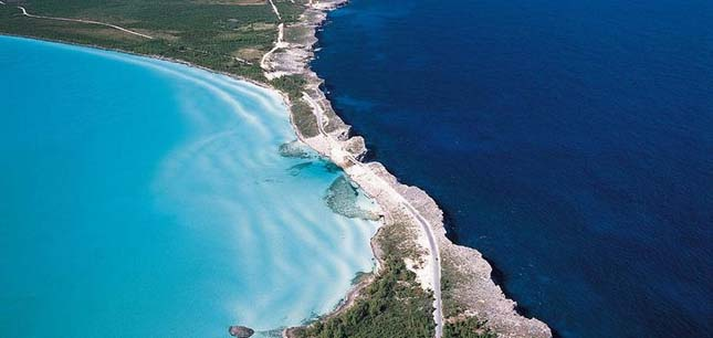 Eleuthera, Bahamák
